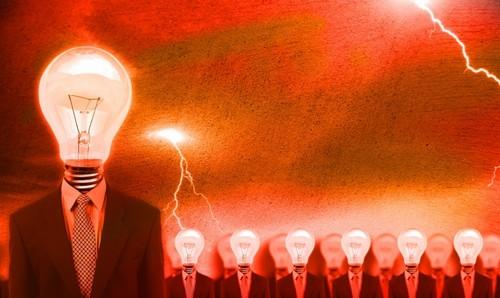 Light Bulb LED Li-Fi