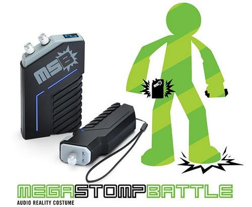 Mega Stomp Battle