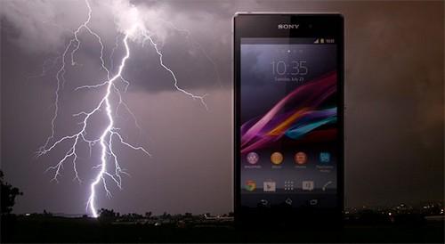 Sony lightning