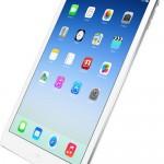 Официально представлен новый планшетник iPad Air