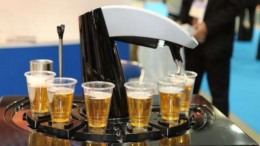 Asahi Robot Beer