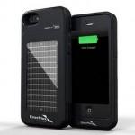 Чехол Ascent Solar Surfr для iPhone со встроенным аккумулятором и солнечной батареей