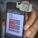 smartCARD — поможет определить уровень содержания холестерина в крови с помощью iPhone