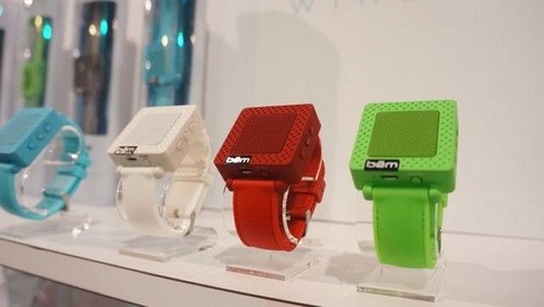 Bem Wireless Speaker Watch