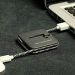 Стильный внешний аккумулятор Native Union с USB шнуром