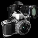 Официально представлена беззеркальная цифровая камера со съемным объективом Olympus  OM-D E-M10