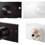 Sony выпустили чехлы с креплением под камеры объективы QX для планшетофонов Xperia Z Ultra