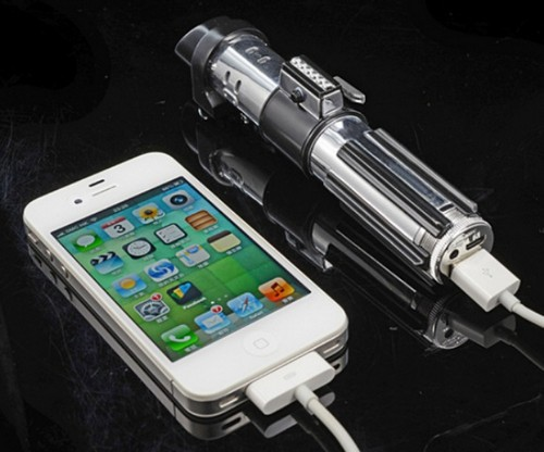 Star Wars Darth Vader Lightsaber Battery Charger