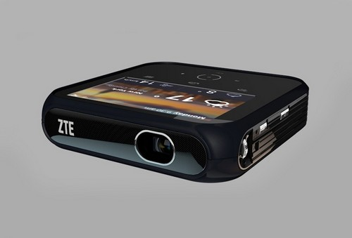 ZTE Android Projector Hotspot
