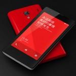 Новый бюджетный смартфон Hongmi 1S от Xiaomi