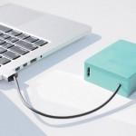 Внешнего аккумулятора BatteryBox хватает на 12 часов работы MacBook Air