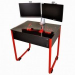 Корпус для компьютера — стол