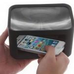 Mini Cinema превратит ваш iPhone 5 в мобильный кинотеатр