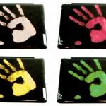 Thermio – чехол для  iPhone и iPad  меняющий цвет  от прикосновения руки