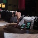 Gymwatch – беспроводной датчик измерения силы для спорсменов