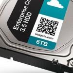 Seagate представили самый быстрый 6 терабайтный жесткий диск в мире
