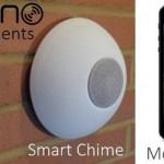 Умный дверной звонок Nucano, поднимет автоматизацию дома на новый уровень
