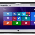 Суперзащищенный планшетник Panasonic Toughpad FZ-M1 уже появился в продаже