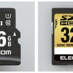 Elecom  выпустили теплостойкие карты памяти  для владельцев машин