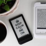 Чехол для смартфонов InkCase Plus со встроенным экраном на основе электродной бумаги E-ink