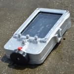 Алюминиевый чехол для iPhone для подводных съемок на глубине до 100 метров