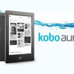 Водозащищенная электронная книга Kobo Aura H2O