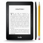 Новая электронная книга Amazon  Kindle Voyag легче, тоньше, ярче и контраснее