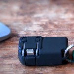 Компактное зарядное устройство Chargerito для смартфонов  в виде брелка для ключей