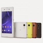 Официально представлен бюджетный смартфон Sony Xperia E3