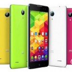 Официально представлены смартфоны ZTE V5s и ZTE V5 Max