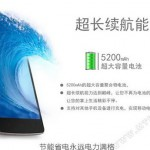 Новый смартфон Amoi M1 с аккумулятором емкостью 5200мАч