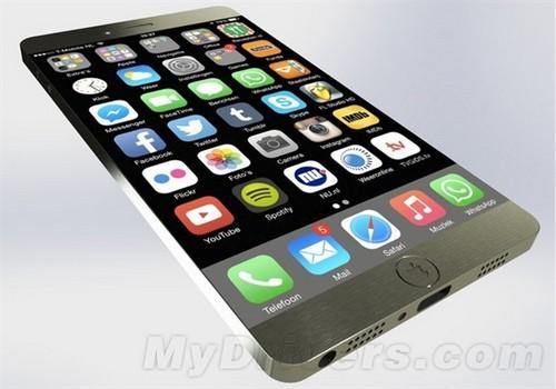Jingdong Dphone   безрамочный смартфон