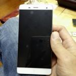 Обновленная версия  Elephone P4000 получит более оригинальный дизайн корпуса