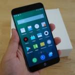 Новый смартфон Meizu K52 будет стоить 130$