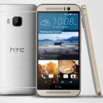 HTC представили свой новый флагманский смартфон HTC One M9