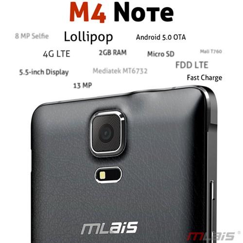 Mlais M4 Note