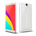 Смартфон Bluboo X550 с 5300мАч аккумулятором за 170$