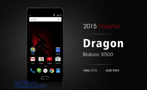 Bluboo X500 Dragon