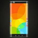 Xiaomi работает на новым смартфоном Xiaomi Mi Edge с изогнутым экраном
