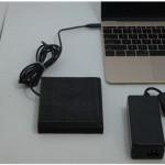 QuickerTek External Battery – внешний аккумулятор для ноутбуков MacBook с USB-C портами