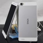 SAGA X6 – «бюджетный» клон тонкого смартфона Nubia My Prague