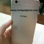 Первые фотографии смартфона Gionee Elife S6 презентация которого запланирована на 16 ноября