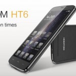 Смартфон HomTom HT6 с 6250мАч аккумулятором заряжается всего за 2 часа