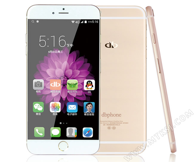dbPhone 6S Plus