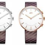 Умные часы Elephone W2  будут идти со стальным корпусом и кожаным ремешком