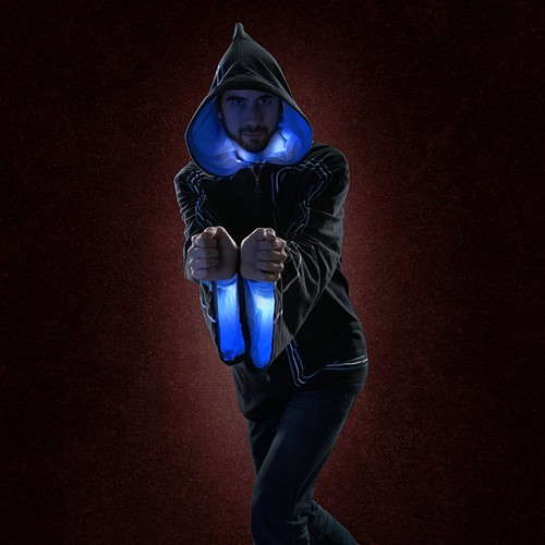 Technomancer 20 Digital Wizard Hoodie
