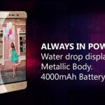 Gionee представили новый смартфон Gionee  Marathon M5 mini  с 2Гб ОЗУ и 4000мАч аккумулятором