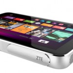 ZTE  анонсировали проектор Spro Plus с аккумулятором и 8,4-дюймовым сенсорным экраном