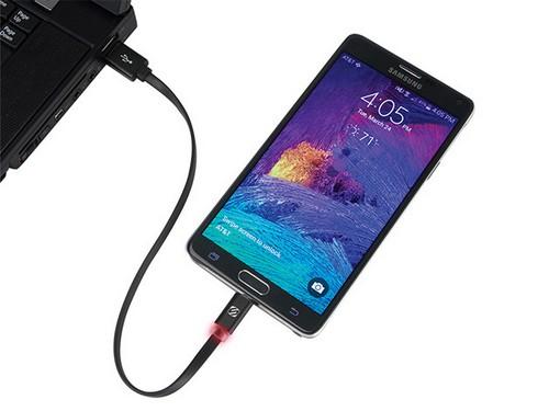 FlatOut LED Micro-USB