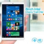 Windows 10  планшетник Teclast X80 Plus можно купить за 90$